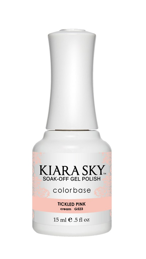 Kiara Sky Tickled Pink G523
