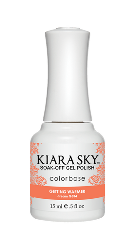 Kiara Sky Getting Warmer G534