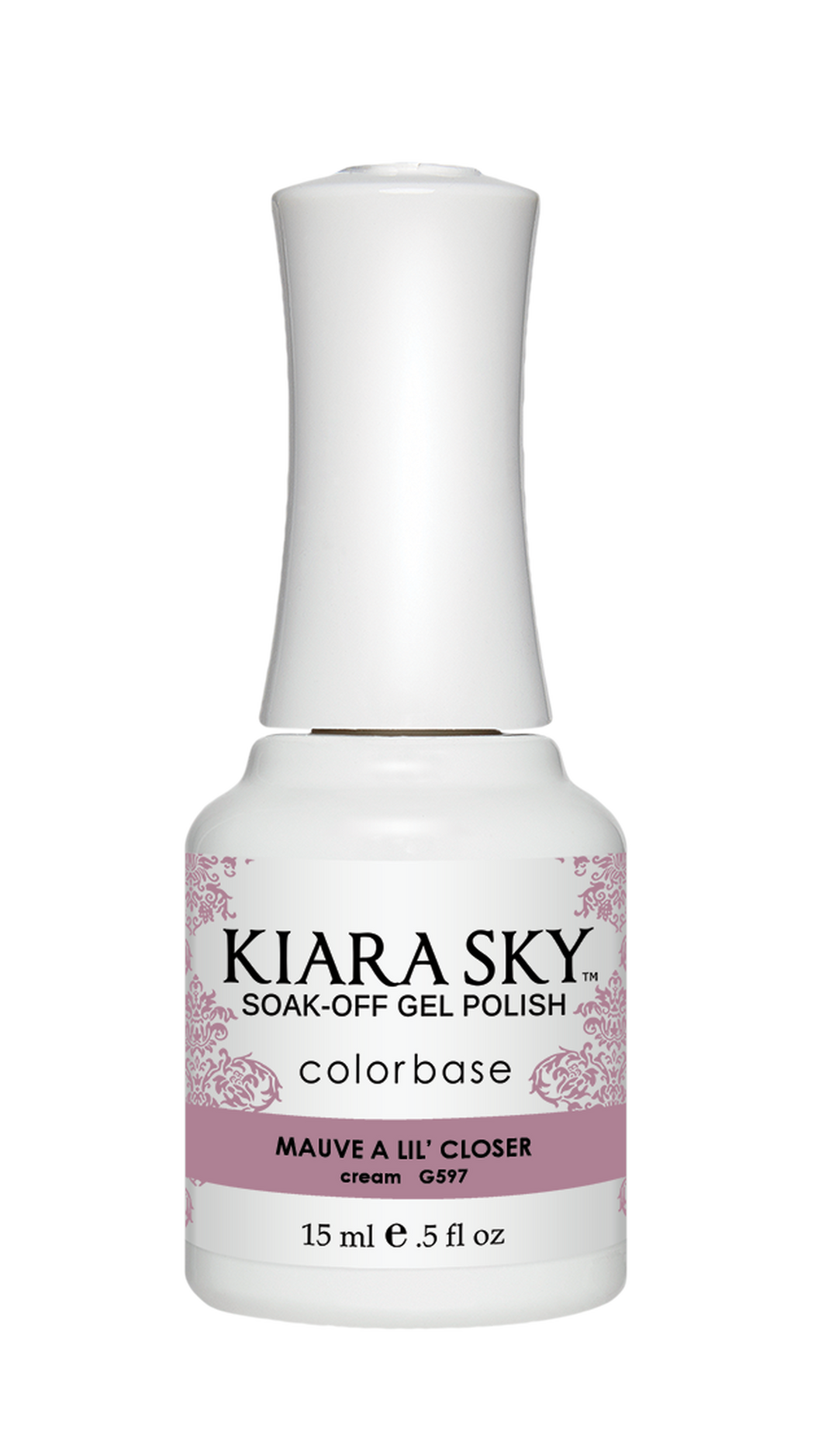 Kiara Sky Mauve A Lil' Closer G597