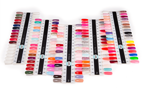 Kiara Sky Sampler O Pallet De Colores Cswatches