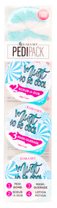 Pedipack Mint To Be Cool Pmint  De Kiara Sky