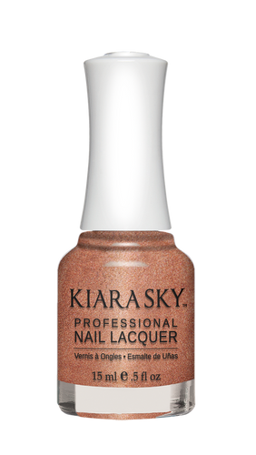 Nail Lacquer Copper Out N470 De Kiara Sky