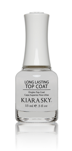 Kiara Sky Nail Top Coat Long Lasting Ntll