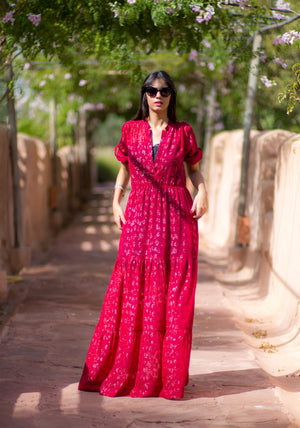 Tlija Dress - sarahmajdi