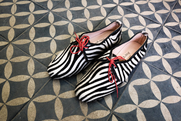 Shoes ZEBRA - sarahmajdi
