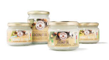 New to coconuts? Here are 4 great benefits!