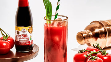 THE BEST VEGAN BLOODY MARY