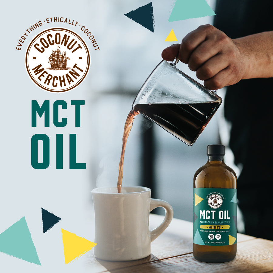 MCT Oil 500ml with 97% C8