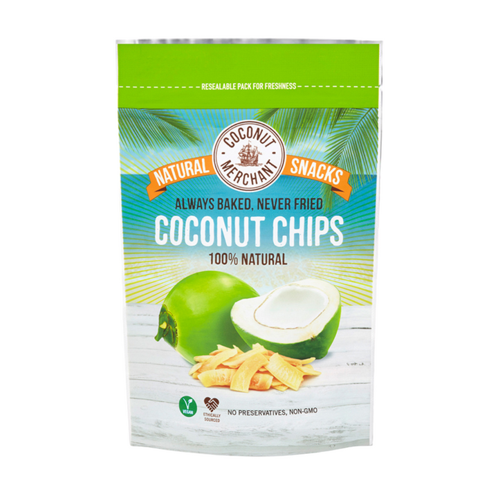 Coconut Snack Chips 40g