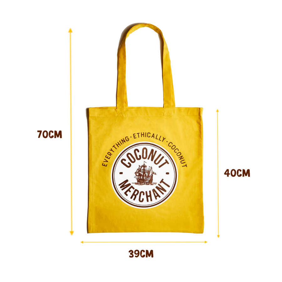 Coconut Merchant Tote Bag