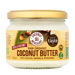 Raw Organic Coconut Butter 300g