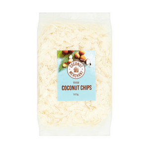 Plain Coconut Flakes 500g