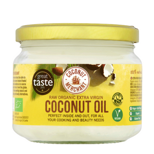 Raw Organic Extra Virgin Coconut Oil 300ml