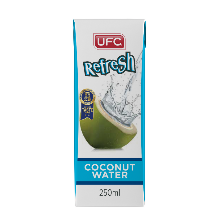 UFC Refresh Coconut Water 250ml