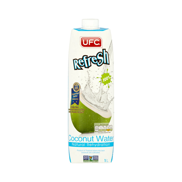 UFC Refresh Coconut Water 1L Sub