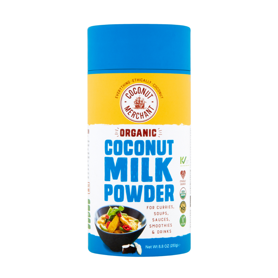 Organic Vegan Coconut Merchant Milk Powder 250g