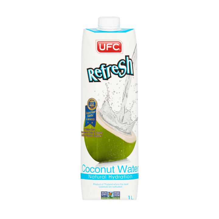 UFC Refresh Coconut Water 1L