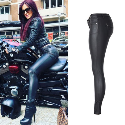 Full Stretchable Biker Chicks Pants (LOW WAIST)