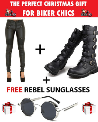 Premium Biker Chic Bundle