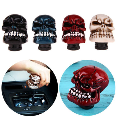 Savage Skull Shift Knob Cover