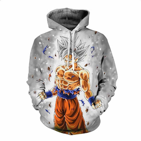 Image of Dragon Ball Z 3D Print Hoodie - Animeze
