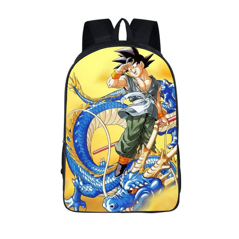 Dragon Ball Z / Super Backpack (25 Types) - Animeze