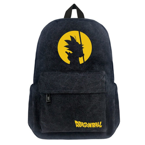 Dragon Ball Z Polyester Backpack - Animeze