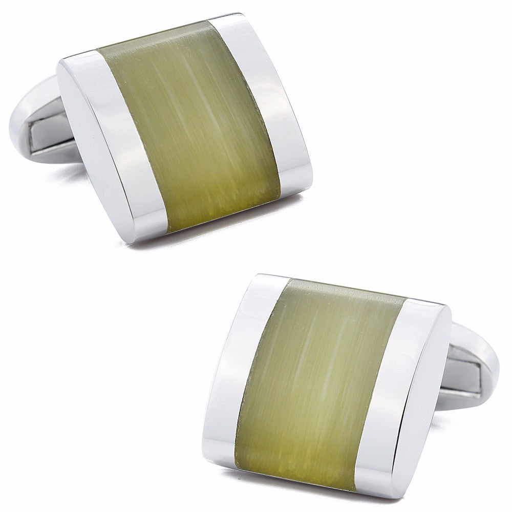 Cufflinks classical present in box