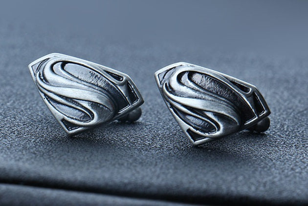 Cufflinks of Superman