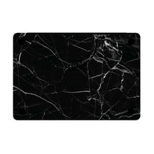 BLACK MARBLE MACBOOK SKIN