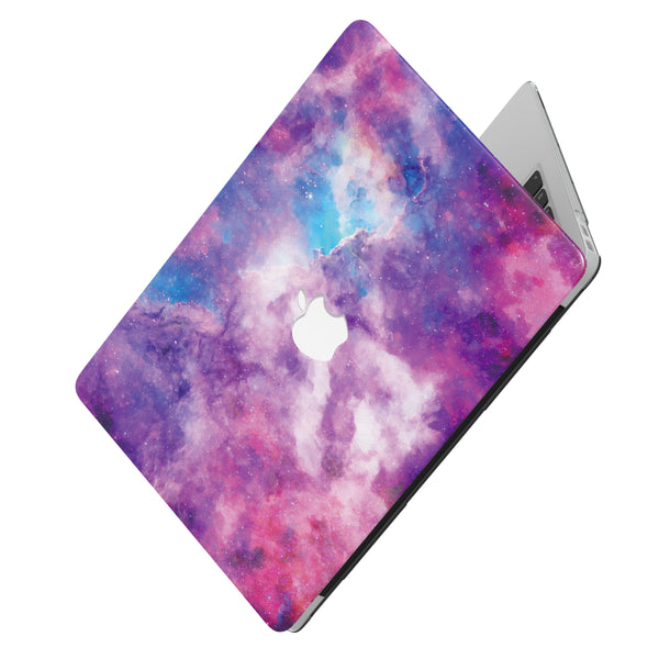 PURPLE MIDNIGHT MACBOOK CASE