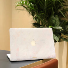 SKY MARBLE MACBOOK SKIN