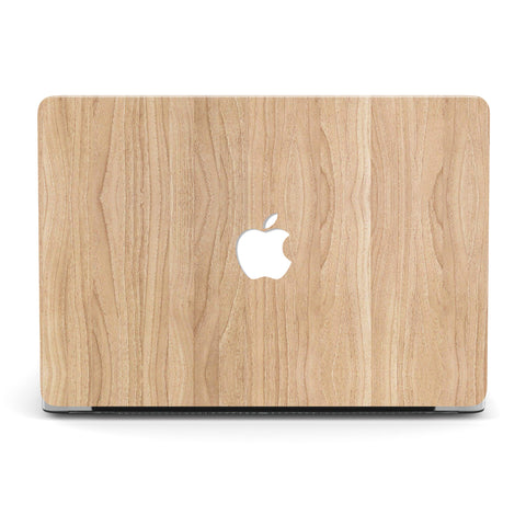 MAPLE WOOD MACBOOK CASE