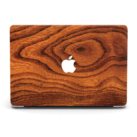 WALNUT WOOD MACBOOK CASE