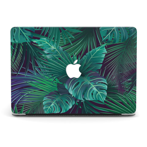 DARK TROPICAL MACBOOK CASE