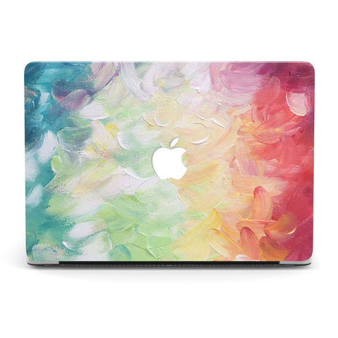 SOMEWHERE OVER THE RAINBOW MACBOOK CASE