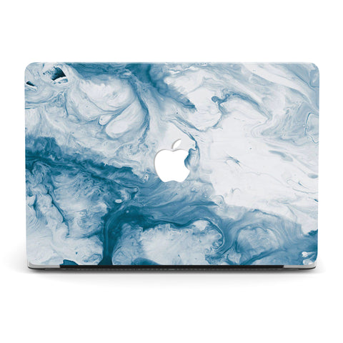 RIDE WITH THE WAVES MACBOOK CASE