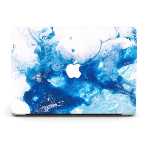 GO WITH YOUR FLOW MACBOOK CASE