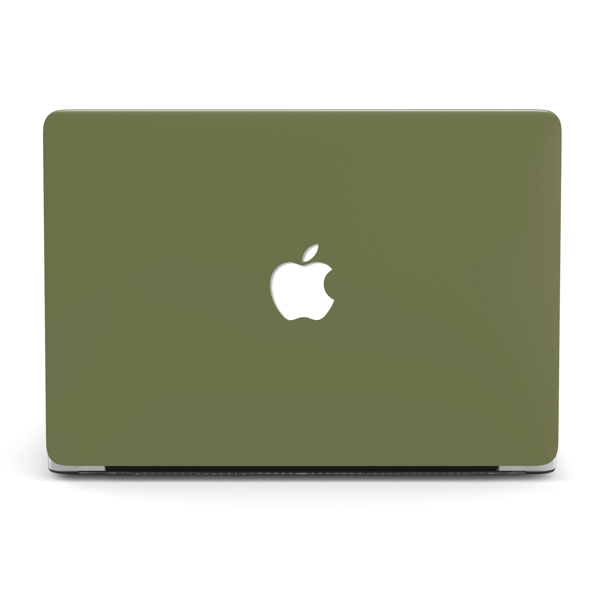 OLIVE GREEN MACBOOK CASE