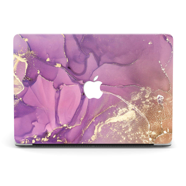 THE GOLDEN YEARS MARBLE MACBOOK CASE