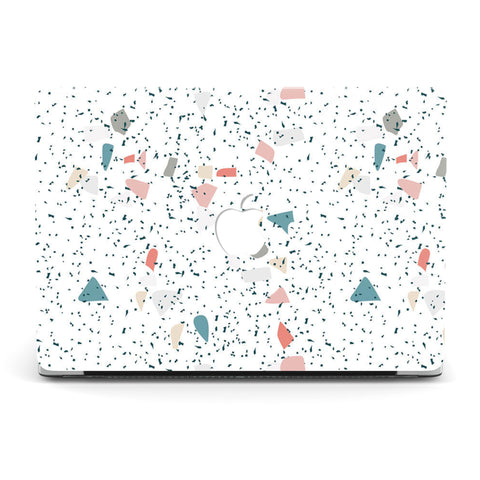 SPEAKING OF SPECKLED TERRAZZO MACBOOK CASE