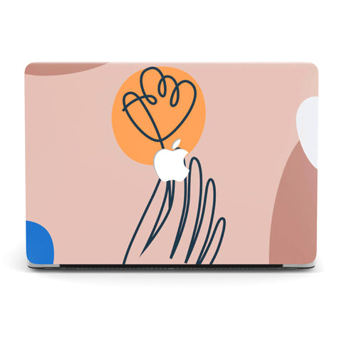FLOWER DREAMIN' MACBOOK CASE