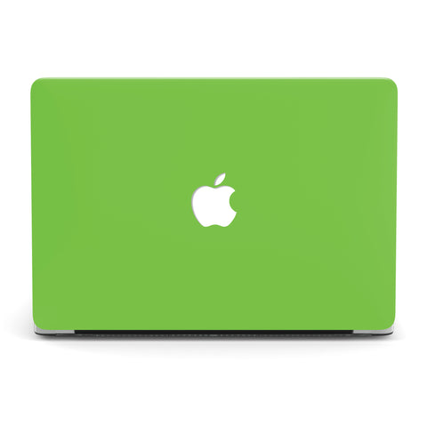 APPLE GREEN MACBOOK CASE