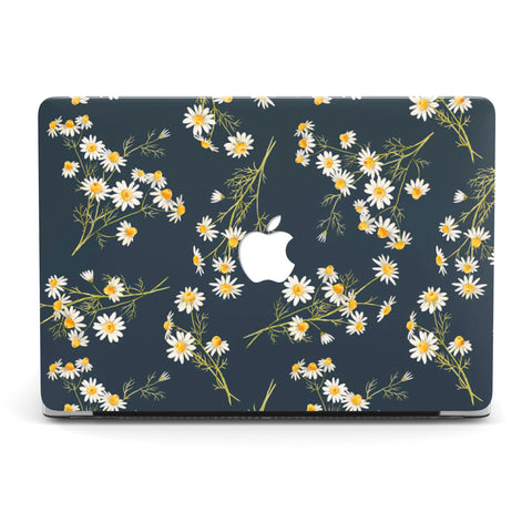 DAISY FIELD MACBOOK CASE
