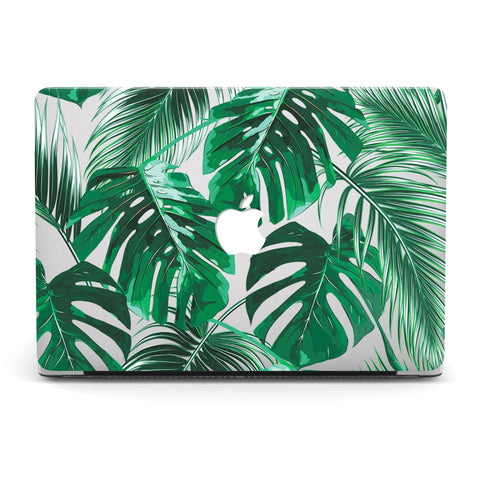 LIGHT TROPICAL MACBOOK CASE
