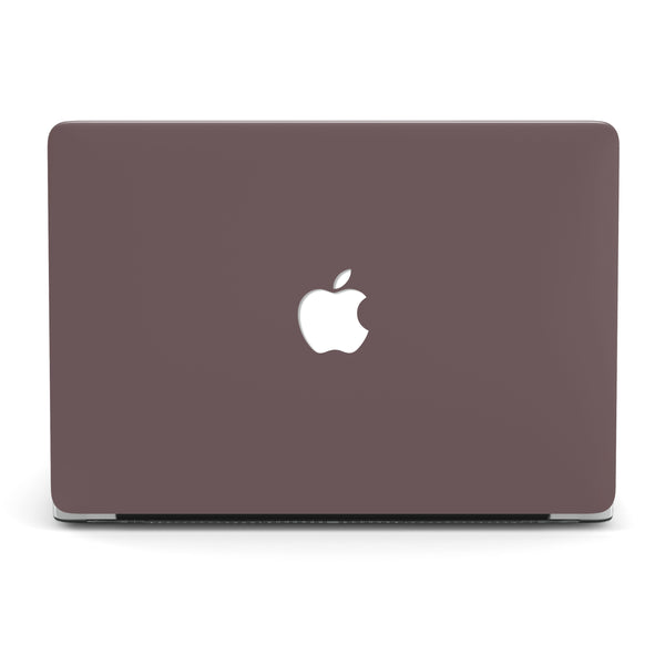 CHOCOLATE BROWN MACBOOK CASE