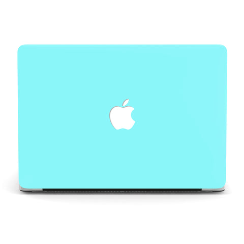 MINT BLUE MACBOOK CASE