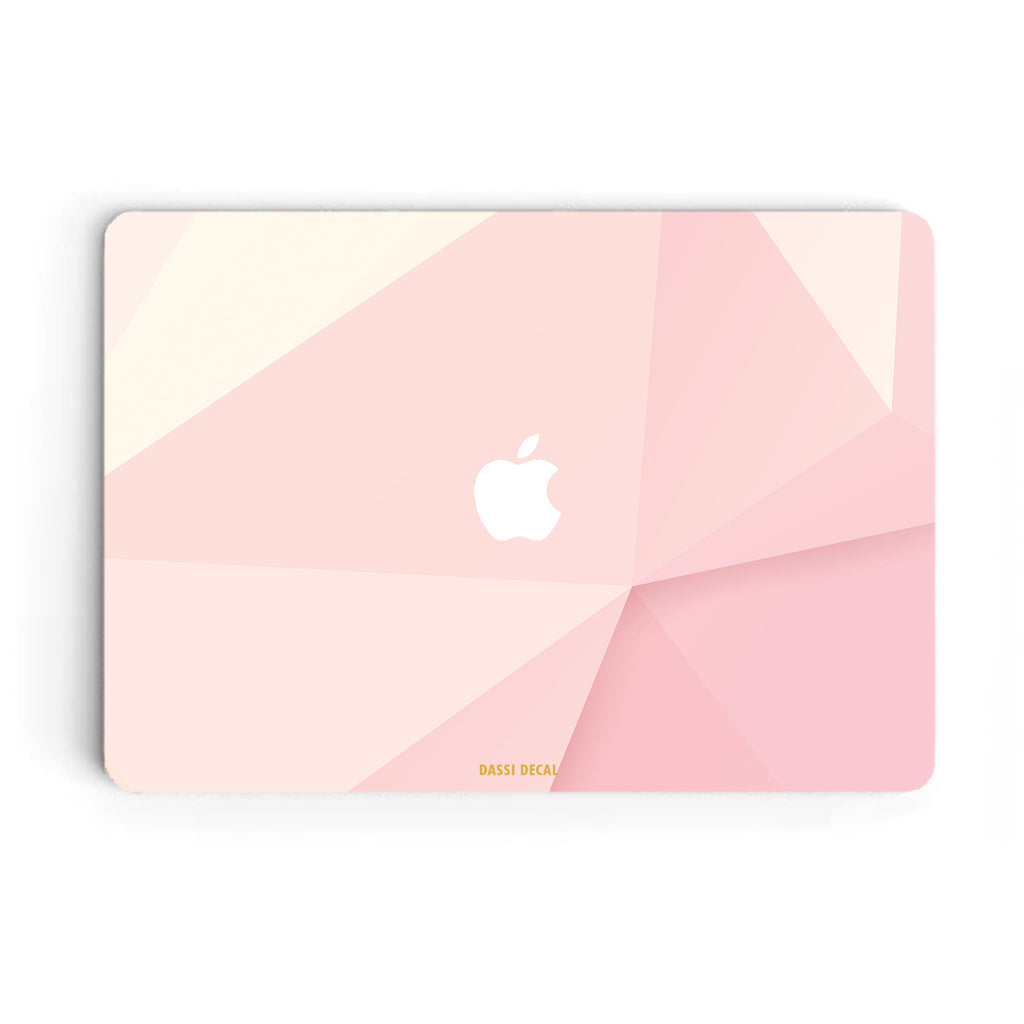 PINK PRISM MACBOOK SKIN