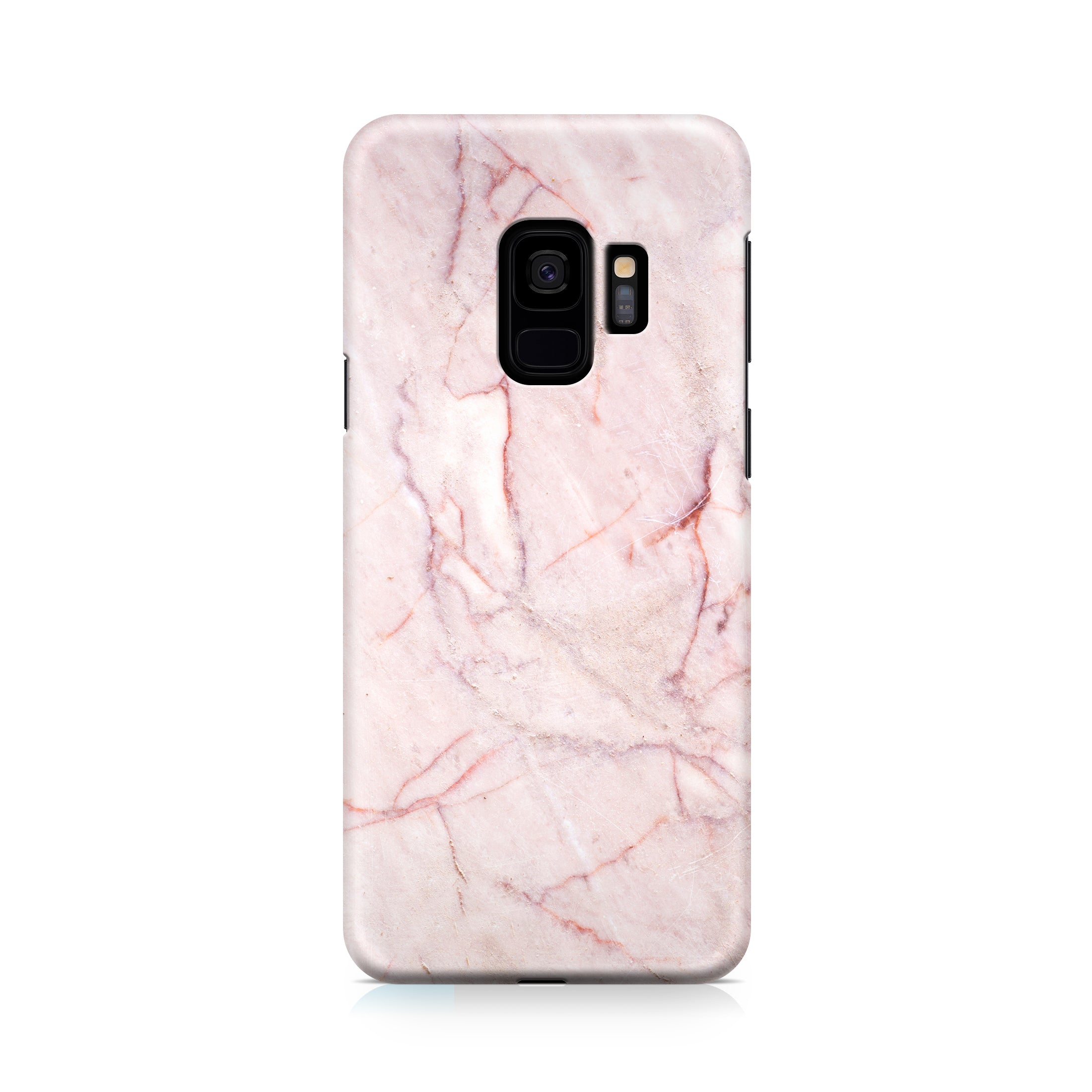 PINK MARBLE SAMSUNG CASE + SCREEN PROTECTOR