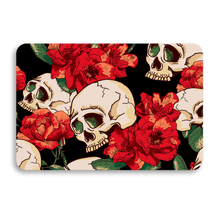 SKULLS AND ROSES UNIVERSAL LAPTOP SKIN